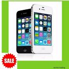 Apple iPhone 4 GSM AT&T  STRAIGHT TALK AT&T SIM cards smartphone