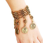 2016 Hot Sale Gypsy Tribal Retro Bohemian Turkish Coin Bracelet Anklet