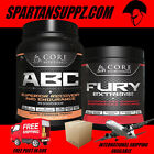 Core Nutritionals ABC Intra workout BCAA & Fury Extreme V2 P