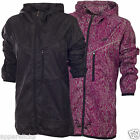 Nike Women's Wind Runner Reflective Flash Printed Running Jacket Jogging Coat