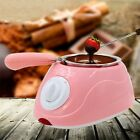 Hot Chocolate Melting Pot Electric Fondue Melter Machine Set DIY Tool NEWNG cheap