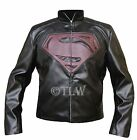 Superman Vs Batman Leather Jacket Dawn Of Justice , Fast Shipping