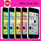 Apple Iphone 5c 4s Gsm At&t Straight Talk Prepaid At&t Cell Phone No Contract