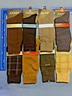 9 or 3  Men's JOCKEY BUSINESS  Mixed colours Cotton blend SOCKS Size 7-11