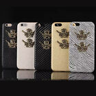 Cool Skull Design Soft TPU Cover Back Case Skin for  iPhone 6 6s plus 49 O