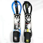Far King Superior 6'0 7mm Surfboard Leash with FREE Far King Ultimate Wax