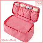 New Portable Protect Bra Underwear Lingerie Case Travel Organizer Bag Waterproof
