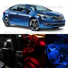 LED Lights Bulb Map Dome License Plate Interior Package for Kia
