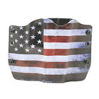 OWB Kydex Gun Holsters, RWB USA Flag for Glock Handguns