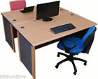 Workstation - 2 x Computer desk for Home and Office