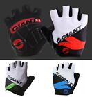 Cycling Gloves Brand Giant Half Finger GEL MTB Racing Sports Fingerless Gloves