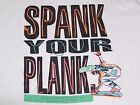 Vintage 95 ESPN 1st Summer X-GAMES T-Shirt CRABLE SKATEBOARD SpankYourPlank NWT