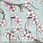 Japanese Cherry Blossom~Light Switch Cover~Home Decor~Choose Your Plate~