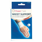 Power Plast Wrist Support Bandages Wraps Injury Wrist Protection Pain Relief Whi