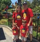 PERSONALIZED LEGO SHIRT - Kids Party Theme Graphic T-Shirt - Build Your Own