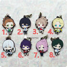 Prince of STRIDE Game Rubber Strap Keychain Phone Charm 1 pcs 2016 Ver