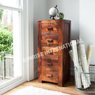 Mandir range - Contemporary Wooden Drawer Chest cabinet (5 Drawers)(MAN-CH03)