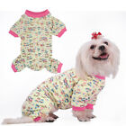 Внешний вид - New Small Pet Dog Pajamas Coat Cat Puppy Clothes Apparel Jumpsuit Costume S-XXL