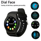 G3 SmartWatch Full Circular Heart Rate Detection Dial Stainless steel Popular