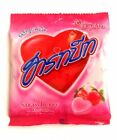 HARTBEAT LOVE CANDY THAI TOFFEE STRAWBERRY # RAKAM  FLAVOUR..