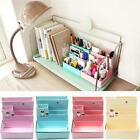 Paper Storage Box Desk Decor Stationery Makeup Cosmetic Organizer Case DIY LJ
