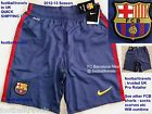 S M L NIKE FC BARCELONA HOME SHORTS 2012-13 football soccer calcio New