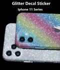 Glitter Full Body Skin Decal Bling Sticker Protector for Iphone 5 6/6P...