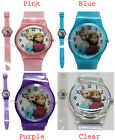 Disney Frozen Elsa & Anna Children Girls Kids Child Quartz Wrist Watch 4 Colors