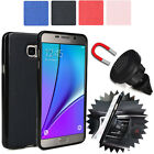 For Samsung Galaxy Note 5 Magnetic Car Vent Mount & Fitted Case Cover