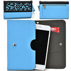 Women's Protective Wallet Case Cover for Smart Cell Phones by KroO ESDC-5 LG