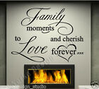 WALL QUOTES  WALL DECAL STICKERS  FAMILY WALL QUOTE STICKERS WALL ART  N91
