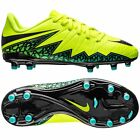 Nike HyperVenom FG  Phelon II 2016 Soccer Shoes Volt / Jade / Black  Kids Youth