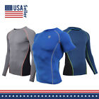 Mens COOVY Rash Guard Surf Swim Shirt Water Sports SPF Prote