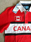 S M L XL XXL 3XL RUGBY CANADA CLASSIC JERSEY Shirt polo RWC New tags