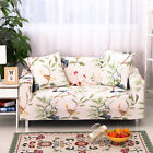 Bird Fit Stretch Sofa Slip Over Couch Cover Fit Cover Elastic Fabric Protector