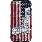 Magpul Field Case for the iPhone 6,6s,7,7+,8,8+.Digi Camo USA Flag 2nd Amendment