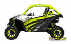 Can Am Maverick MXVEC 009 Manta Green  Decal Graphic Kit Wraps