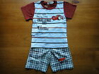 BNWT Disney Cars summer 2 pcs set / outfit size 1,2,3,4,5