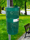 Pet Waste Station Trash Can Recptacle, Waste Bin