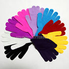 Casual Knit/Wool Winter Gloves Fashion Solid Colors One Size Women\'s Unisex
