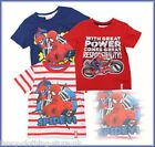 Marvel Top T Shirt short sleeve Spidey Spiderman New & tags 4 years