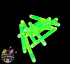 "100 x 1.5"" FISHING LURES, GLOW STICKS. STARLIGHTS, CHOICE OF COLOURS."
