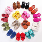 Fashion Rubber Sole Newborn Infant Toddler Girl Tassel Baby Sandals Shoe 0-18M