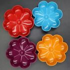Silicone 6.6cm x 6.6cm Flower Muffin DIY Baking Baking Mould Cupcake Case 5474