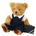 WINTER UNIFORM FOR BUILD A BEAR PINAFORE/BLOUSE/CARDY /BOOKBAG ALL COLOURS