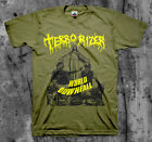 TERRORIZER 'World Downfall' T shirt (Napalm Death Repulsion ENT Autopsy)