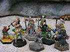 TALISMAN DUNGEON CHARACTER FIGURES, PAINTED, MULTI-LISTING