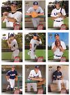 2009 Upper Deck Signature Stars USA Star Prospects You Pick the Player