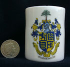GOSS - SELECTION OF CRESTED CHINA & OTHER ITEMS