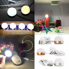 5V Dimmable USB Charging LED 5W Magnet-lamp Light For Laptop PC Table Night Read